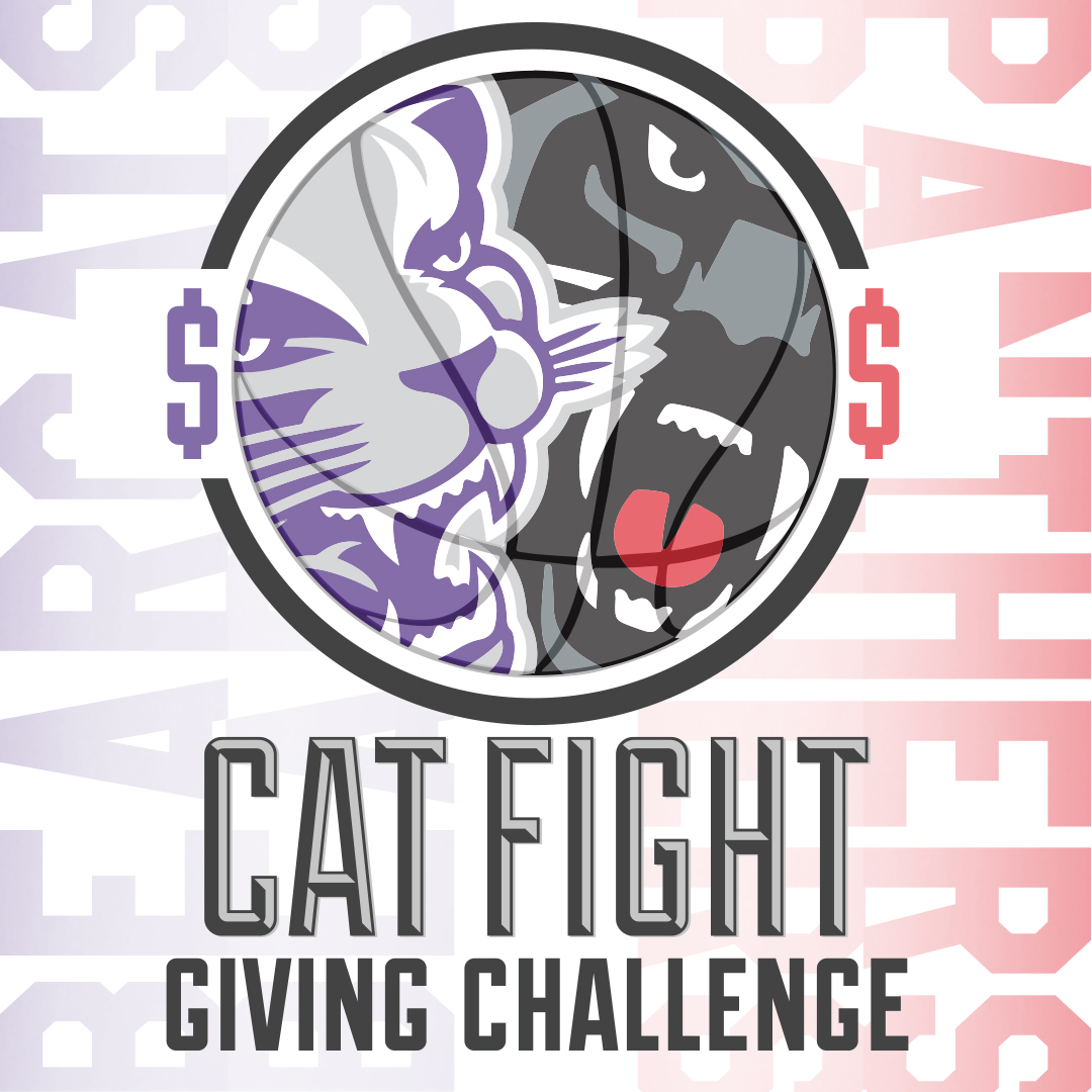 SBU, Drury square off in CatFight Giving Challenge.