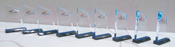SBU PBL students won 8 top-10 awards.