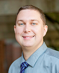 Dr. Nathan Wright, Assistant Professor of Business Administration