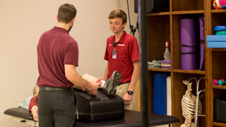 Doctor of Physical Therapy Program