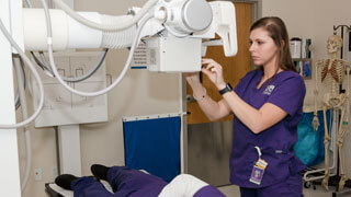 Radiography Degree at SBU-Springfield