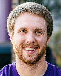 Dustin Preston, current SBU student